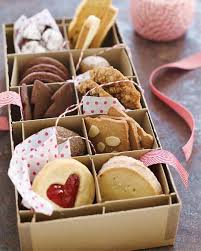 cookie gift boxes cookie gift boxes sweet paul magazine