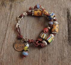 leather bracelet with silver beads images 236 best beads bracelets images jewelry beach and jpg