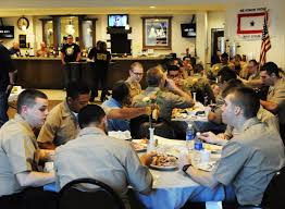 hammond mohawks feed navy recruits for thanksgiving hammond news