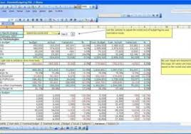 income u0026 expense statement income and expense tracker excel