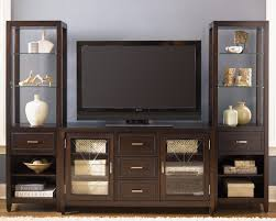 Furniture For Tv Two Door Three Drawer Entertainment Tv Stand By Liberty Furniture