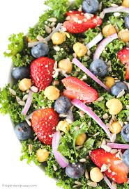 the garden grazer super immunity power salad