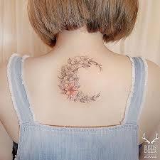 tatto ideas 2017 moon design fashioviral