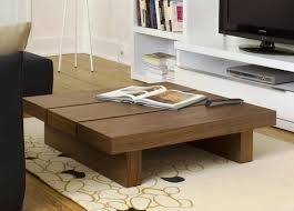 Oak Living Room Tables by Square Coffee Table Sets