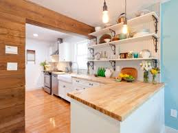 Small Country Kitchen Design Ideas by L Shaped Kitchen Design Pictures Ideas U0026 Tips From Hgtv Hgtv
