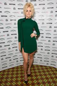 pixie lott at notionmagazine com re launch party in london 12 13