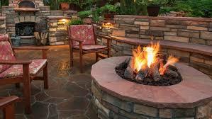 How To Build A Backyard Firepit Light It Up How To Build A Backyard Pit In 5 Easy