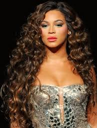 beyonce hairstyles knowles front wig beyonce curly full