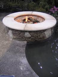Outdoor Stone Firepits by 27 Outdoor Fire Pit Ideas Design Pictures Designing Idea