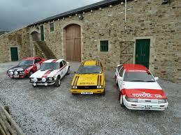 classic toyota cars mms classic toyota rally cars on display midgley motor sport