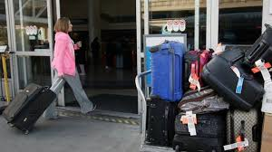 how much does united charge for bags spirit united airlines charge fees for carry on bags fox news video