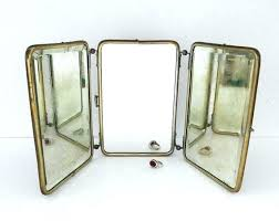 Tri Fold Mirrors Bathroom Tri Fold Mirror Bathroom Juracka Info