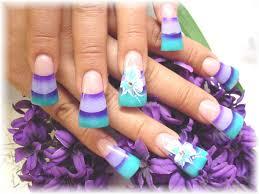 full color acrylic nail designs choice image nail art designs