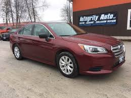 burgundy subaru legacy 2017 subaru legacy awd 2 5i 4dr sedan in sheldon vt integrity auto llc