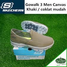 Sepatu Skechers Laki jual skechers go walk 3 sepatu canvas pria skechers