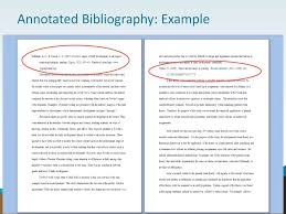 literature review and annotated bibliography basics ppt video