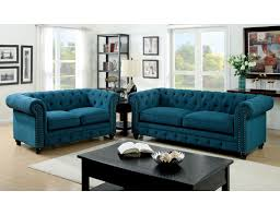 Navy Blue Tufted Sofa Incredible Blue Tufted Sofa With Blue Fabric Tufted Sofa