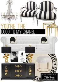 European Inspired Home Decor Best 25 Chanel Inspired Room Ideas On Pinterest Makeup Vanity