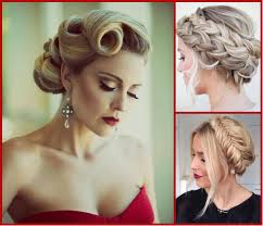 wedding prom updo hairstyles for long hair