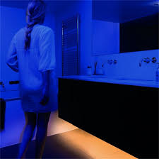motion activated led light strip motion activated led bed light strip 5ft flexible led strip night
