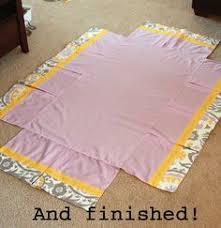 Crib Bed Skirt Diy Design A Peele How To Make A Crib Bed Skirt Future Children
