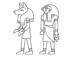 imagenes egipcias para imprimir dibujo de esfinges egipcias para colorear dibujos net