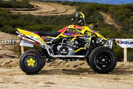 atv motocross professional atv riders 2015 suzuki news suzuki snags coveted