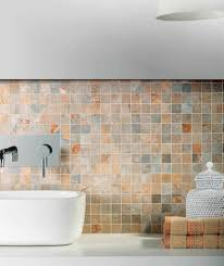 indoor mosaic tile bathroom wall porcelain stoneware