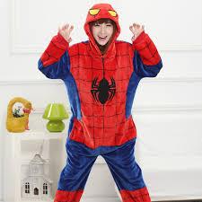halloween pajamas womens popular spiderman womens pajamas buy cheap spiderman womens