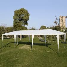 Gazebo For Patio by Amazon Com Giantex 10 U0027x30 U0027heavy Duty Gazebo Canopy Outdoor Party