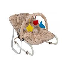 siege a bascule bebe transat arceau de jeux porte bébé siège de balançoire bascule beige