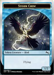 Storm Crow Meme - crow storm mtg goldfish spoiler the rumor mill magic