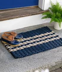 Rope Floor L Nautical Rope Doormat Stripe For The Home Pinterest