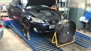 lexus used glasgow lexus is 220 dpf removal dyno rolling road youtube