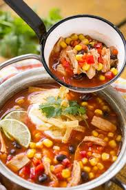 soup kitchen menu ideas and easy chicken taco soup dinner at the zoo