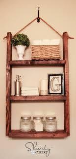 bathroom shelf ideas 40 brilliant diy shelves that will beautify your home diy crafts