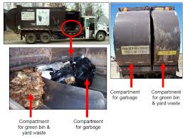 garbage collection kitchener green bin yard waste city of orillia