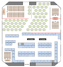 Mohegan Sun Casino Floor Plan by Portland 2015 Interface Tourinterface Tour