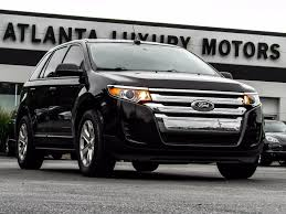 2013 used ford edge 4dr se fwd at alm gwinnett serving duluth ga