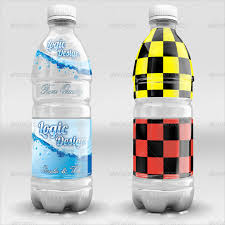 21 water bottle label templates free sample example format