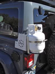 jeep camping gear at overland