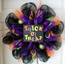 wreath supplies wreath purple orange black lime green wreaths for the