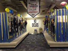 Football Locker Decorations Best 25 Locker Room Decorations Ideas On Pinterest Football