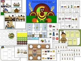 62 best thanksgiving activities for listening language images on
