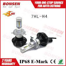 G7 Led Light Bulb by H7 Cree Led Headlight 4000lm H7 Cree Led Headlight 4000lm