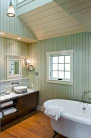 painted wood walls craftaholics anonymous how to update wood paneling