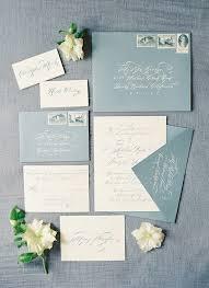 Wedding Stationery Beautiful Wedding Stationery Part Ii Trendy Bride Magazine