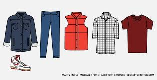 Marty Mcfly Halloween Costume Stylish Halloween Costume Ideas U2013 Beckett Simonon