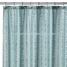 Cloth Shower Curtains Wholesale 2 In 1 Bubbles On A String Fabric Shower Curtain Aqua