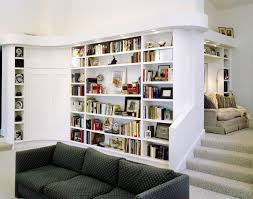 small space shelving under stair shelves and storage space ideas